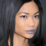 Make Up at Doo Ri: Blue Lips