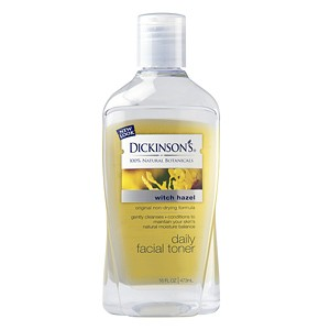 Dickinsons Witch Hazel Toner