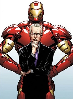 Tim Gunn as Iron Man